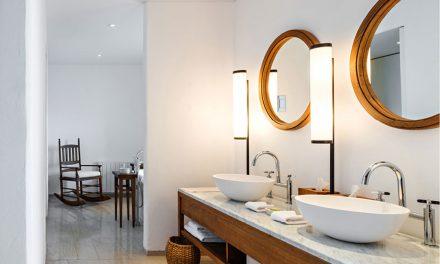How to do bathroom lighting