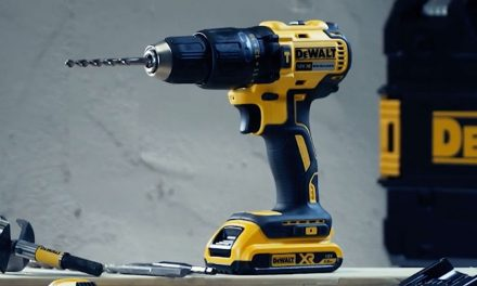 How to use the DeWalt 18V Cordless Brushless Drill