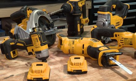 How to upgrade your power tool collection
