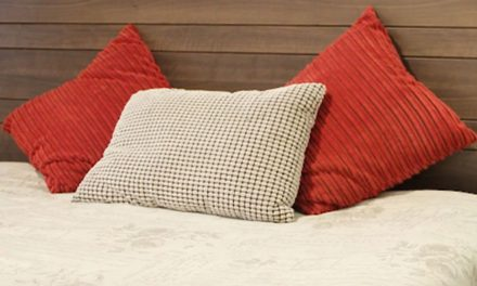 How to assemble a wooden headboard