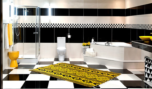 5 Bathroom Looks For You
