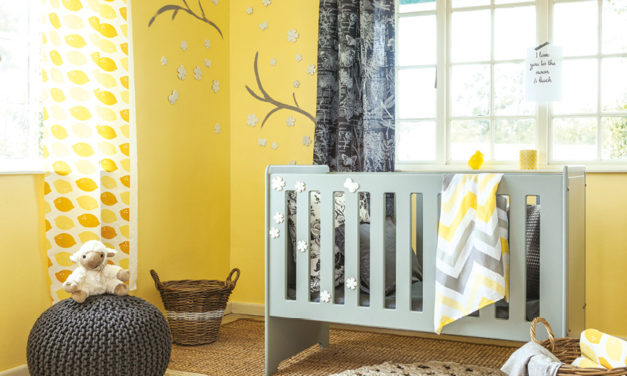 How to create an eco-wise baby bedroom