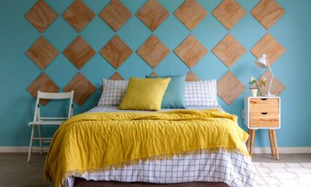 How to make plywood wall art