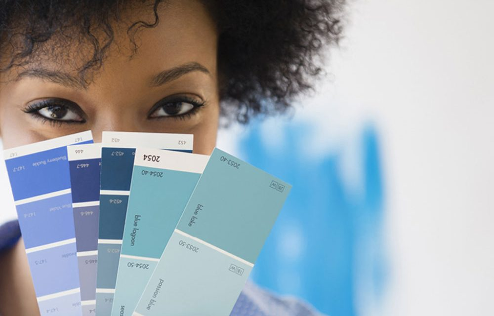 How to choose the right colour paint