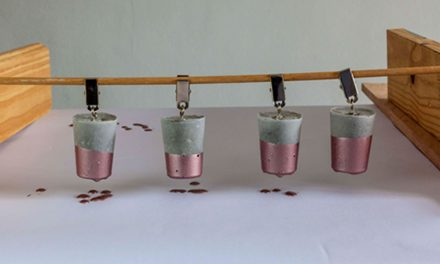 How to make tablecloth weights