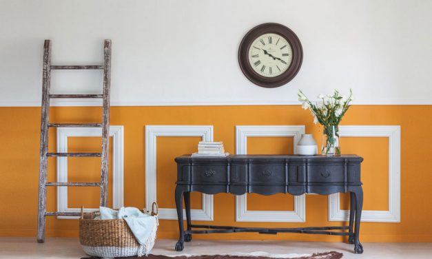 How to add character to a room by doing your own wall panelling