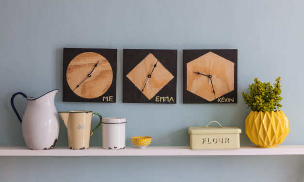 How to make a simple clock