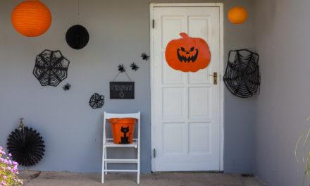 How to make halloween décor