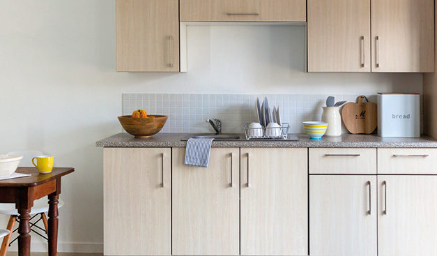 How to build your own kitchen from pre-assembled units