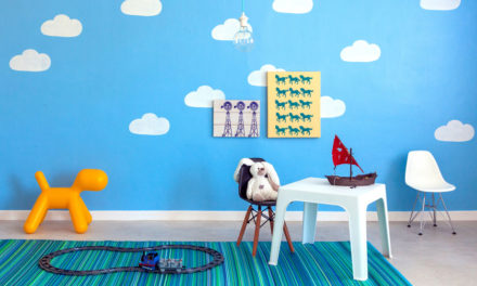 How to make your own cloud stencil