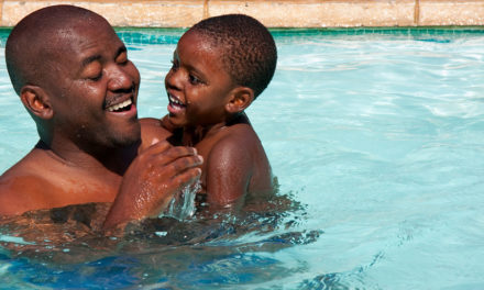 How to maintain safety around the pool