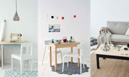 How to style a table in 3 different ways