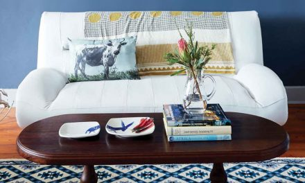 How to create a friendly interior using brightly coloured paints