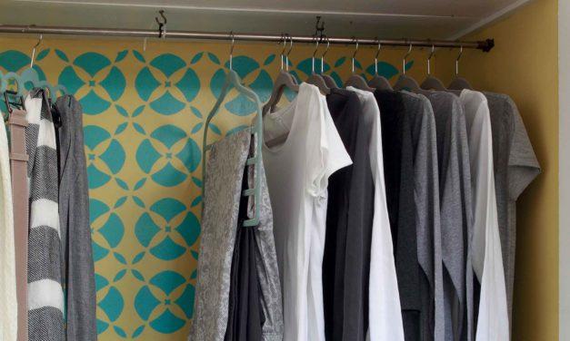How to transform a wardrobe