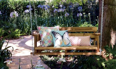 How to make a bench for your patio or garden