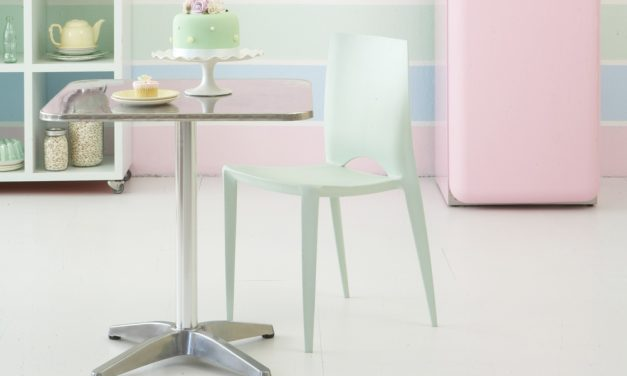 How to use pastel colours