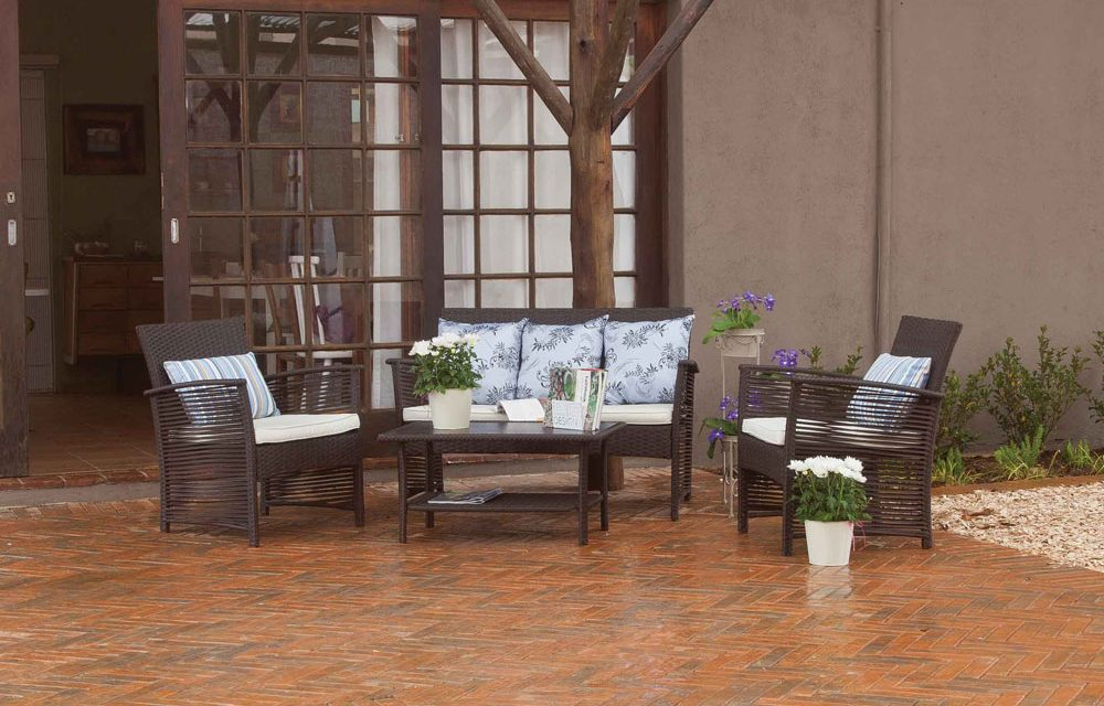 How to pave your patio