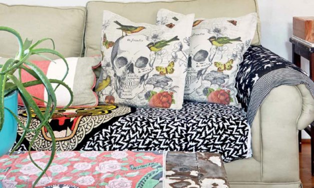 How to decorate your home with scatter cushions