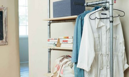 How to make your own useful shelf unit