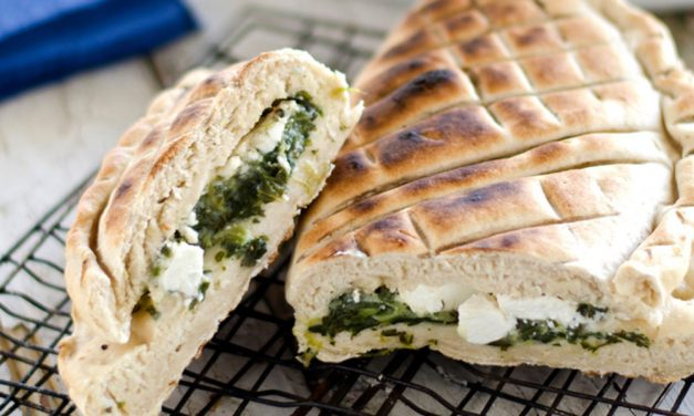 How to make spinach and feta braai pies