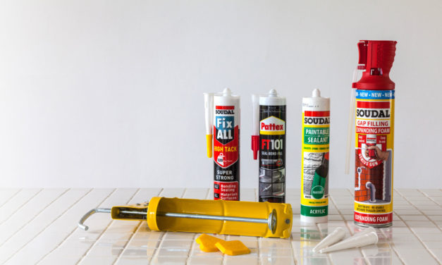 How to choose the right caulk to buy