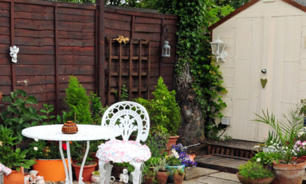 How to choose the right garden shed
