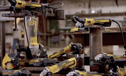 How to use the DeWalt Cordless Brushless Angle Grinder