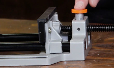 How to use the Grip 100mm Drill Press Vice
