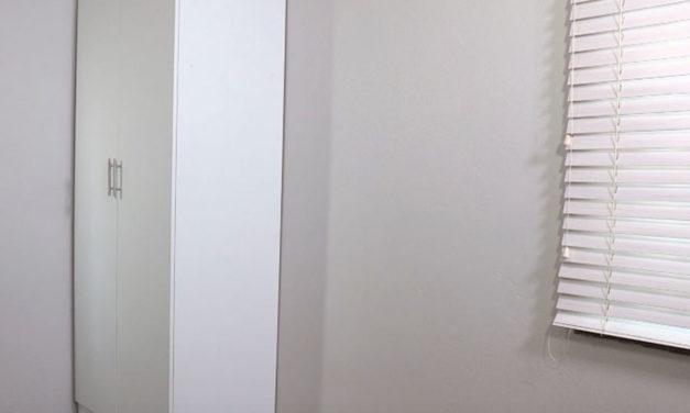 How to install an HK Standard Wardrobe (900 x 2100mm)