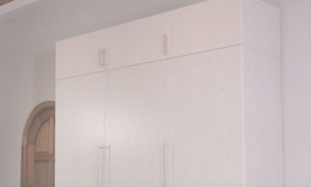 How to assemble a 3 door cupboard flat pack