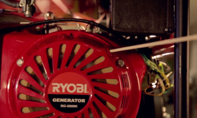 Product Review: Ryobi Generators