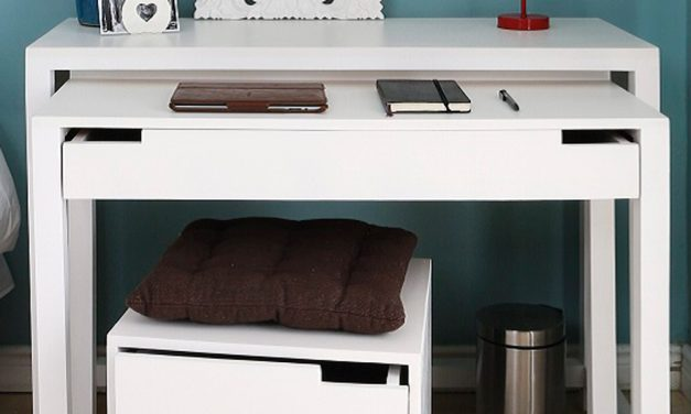 How to make a small space workplace