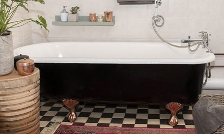 How to give your bath a luxurious makeover