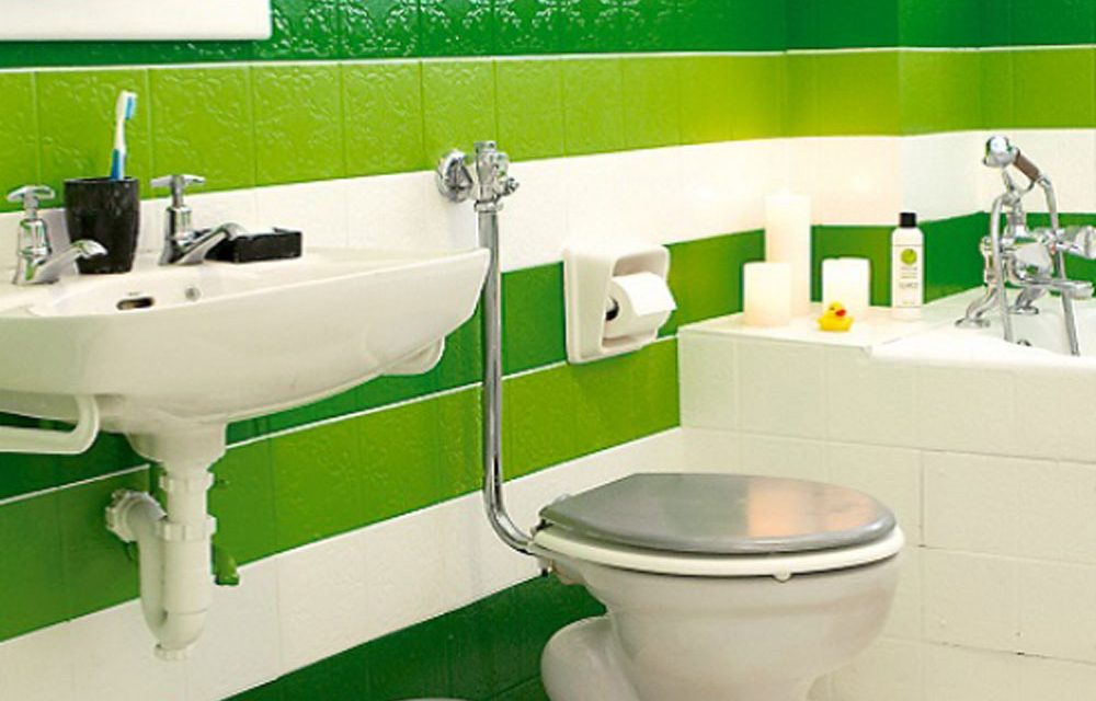 How to update your bathroom