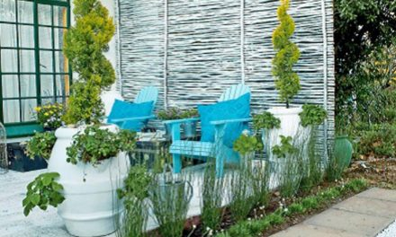How to brighten up your patio