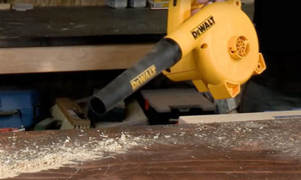Product Review: Dewalt Variable Speed Blower