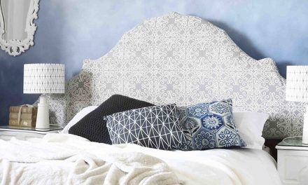 How to reupholster a headboard