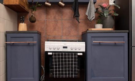 How to give your kitchen cabinet a makeover