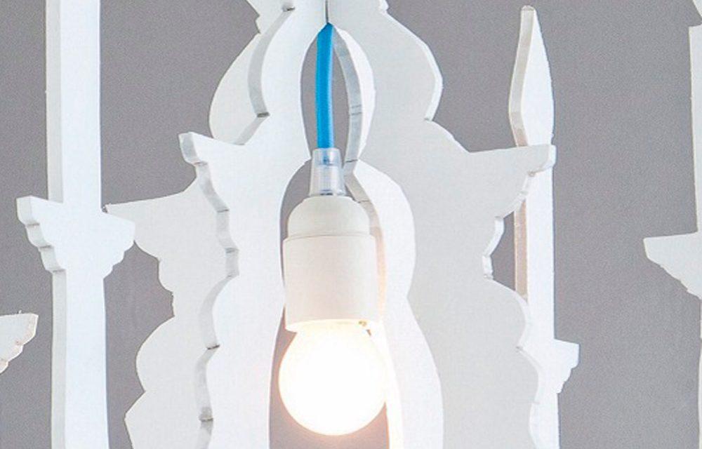 How to make your own lavish lighting