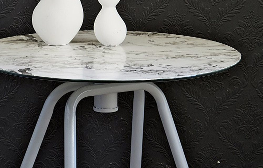 How to make a marble table