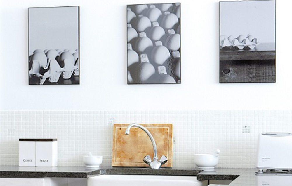 How to make a splash back wall