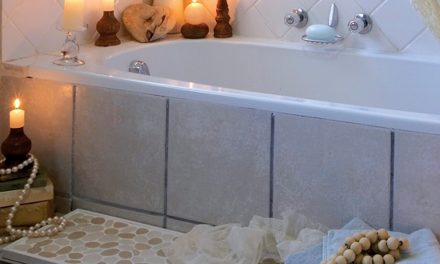 How to create a tranquil bathroom