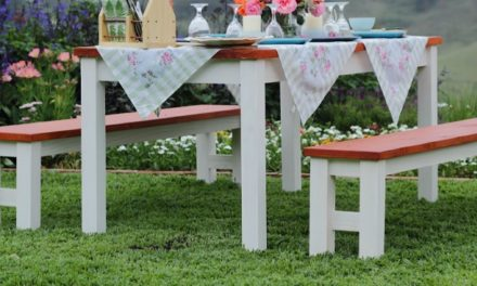 How to make your own bench