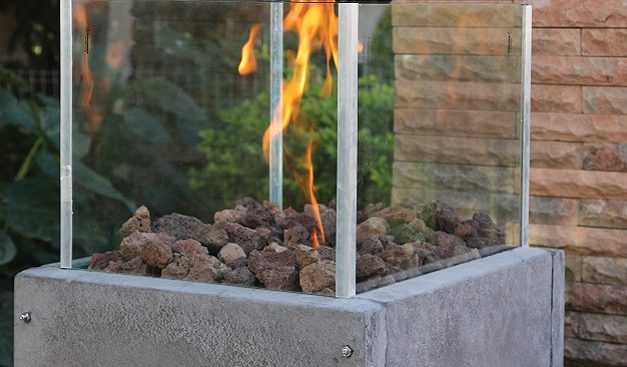 How to make a portable fire pit