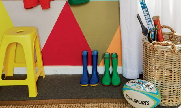 How to revamp a kiddies room