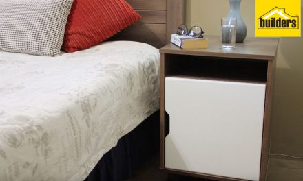 How to assemble the Walnut Bedroom Pedestal (615 x 450 x 450mm)