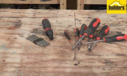 Product Review: Mastercraft 10 in 1 Ratcheting Screwdriver set