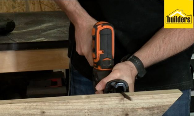How to use the Black and Decker MultiEvo Reciprocating Saw Head