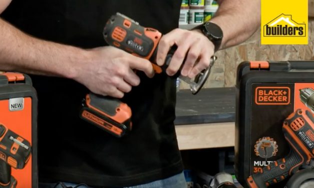 Product Review: Black and Decker MultiEvo Router Head