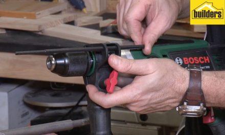 Product Review: Bosch advanced 900 watt impact drill